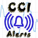 Индикатор CCI со звуковыми сигналами и уведомлениями