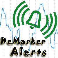 DeMarker с алертами для MT4
